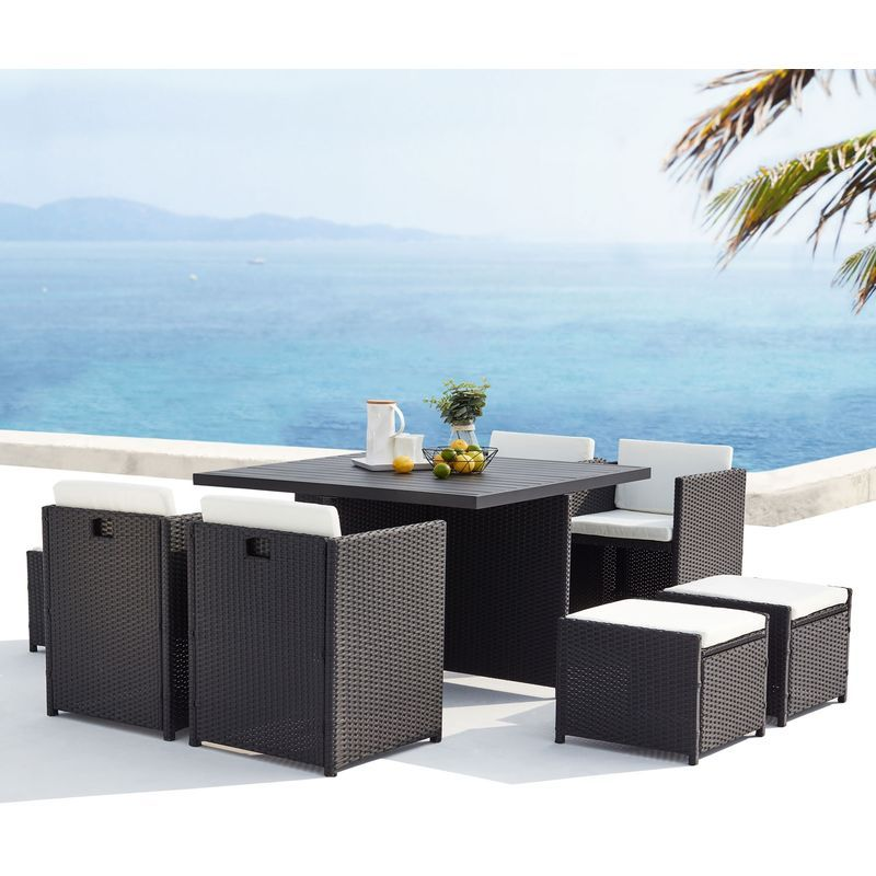 Salon de jardin in 2019 | Outdoor furniture sets, Furniture ...