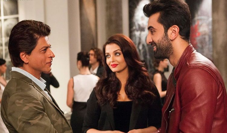 Will Shahrukh Khan and Ranbir Kapoor to share screen again in a international project