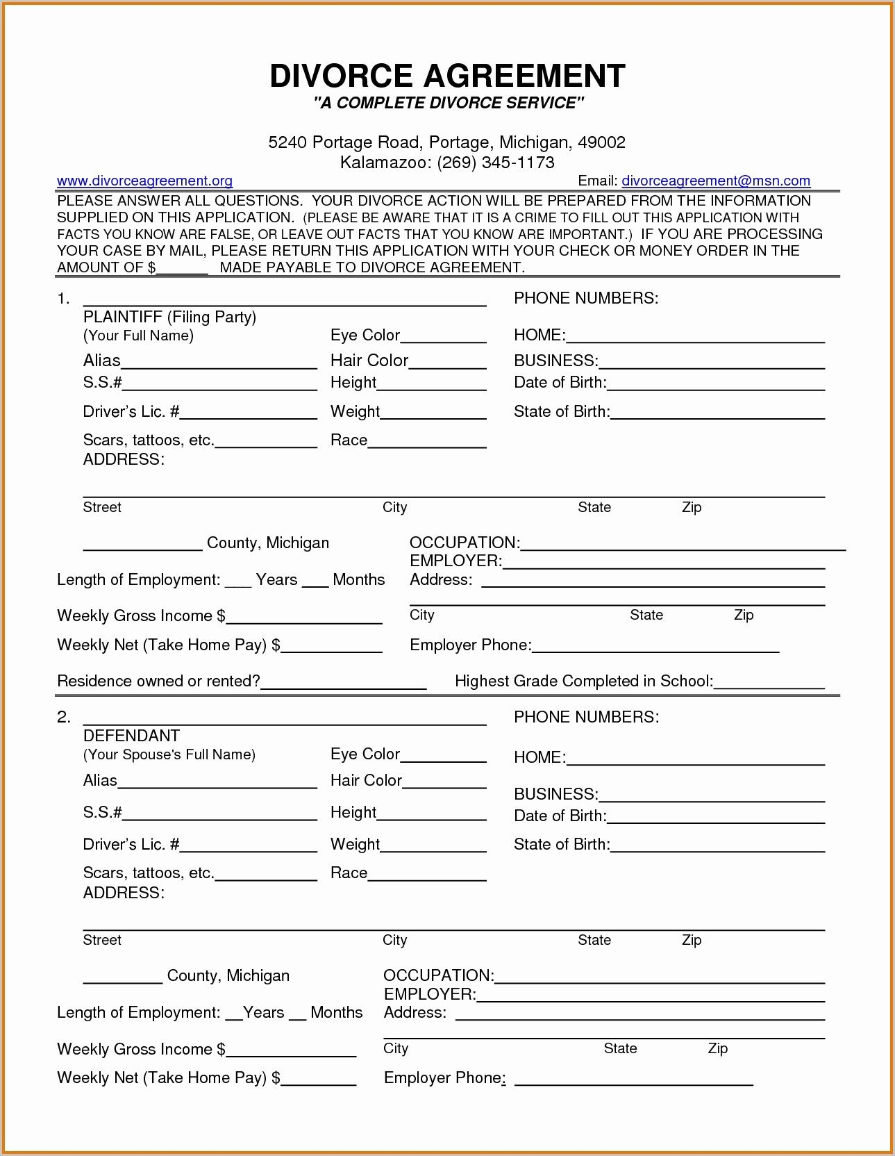 Florida Temporary Guardianship Forms New Awesome Free Printable Temporary Guardianship Form Divorce Forms Divorce Papers Fake Divorce Papers