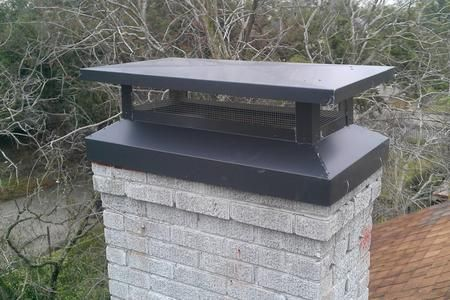 Pin on Affordable Chimney Cap Replacement Services and ...