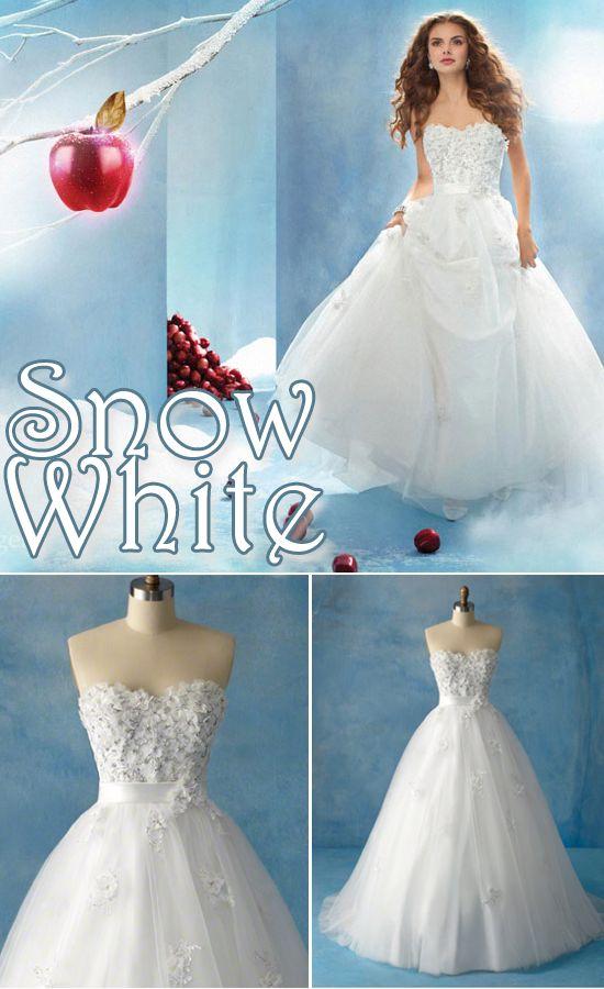 Disney Princess Snow White Inspired Dress