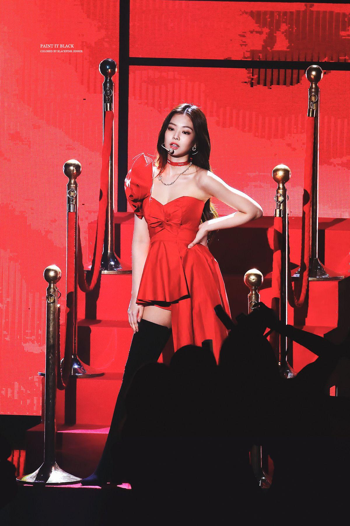 Blackpink Jennie - Gaon Charts Music Awards 2019  | JENNIE KIM (제니