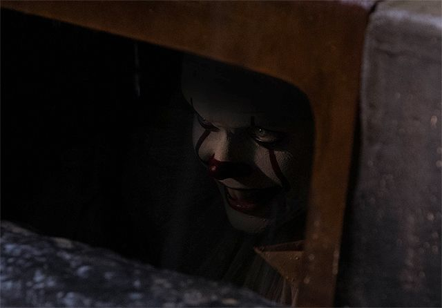 New Pennywise Image From It Takes You Into The Gutter New Pennywise Image From It Takes You Into The Tales Of Halloween Pennywise Pennywise The Dancing Clown