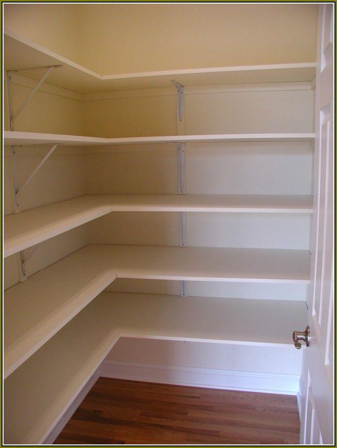 Building Closet Shelves With Melamine Home Design Ideas Building Shelves In Closet Shelves Build A Closet
