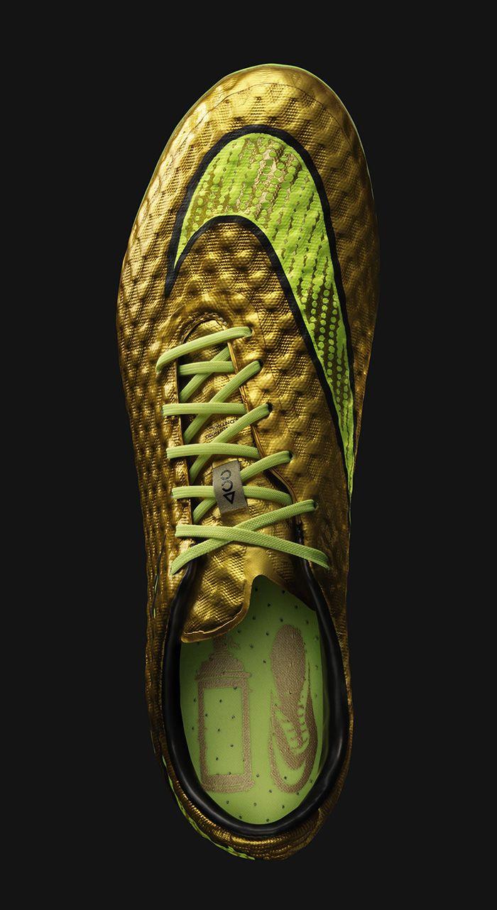 factory authentic 41fe0 6f91b nike-hypervenom-gold-neymar-jr