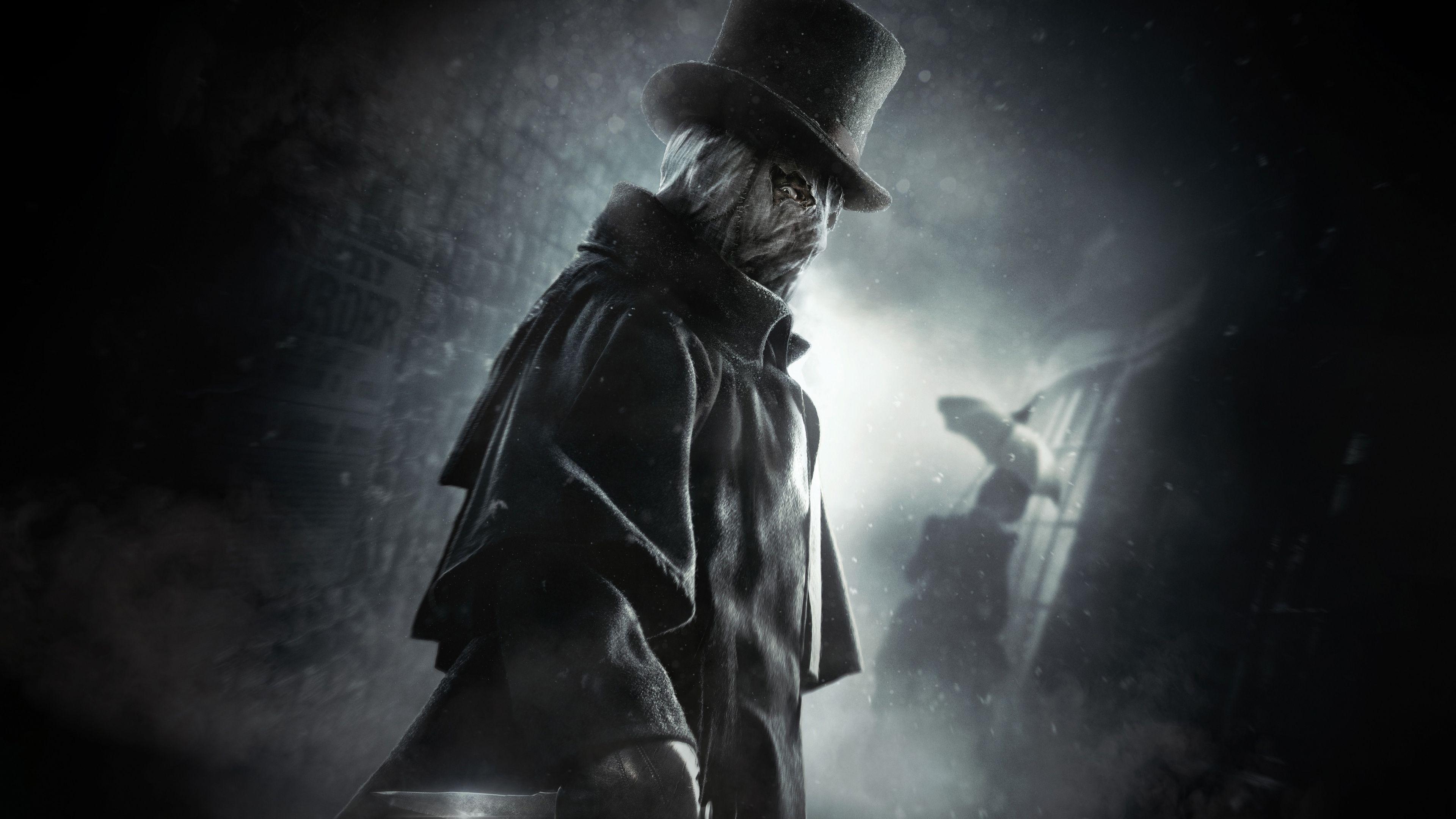 Rorschach Watchmen 4k Assassins Creed Syndicate Assassins Creed Rorschach