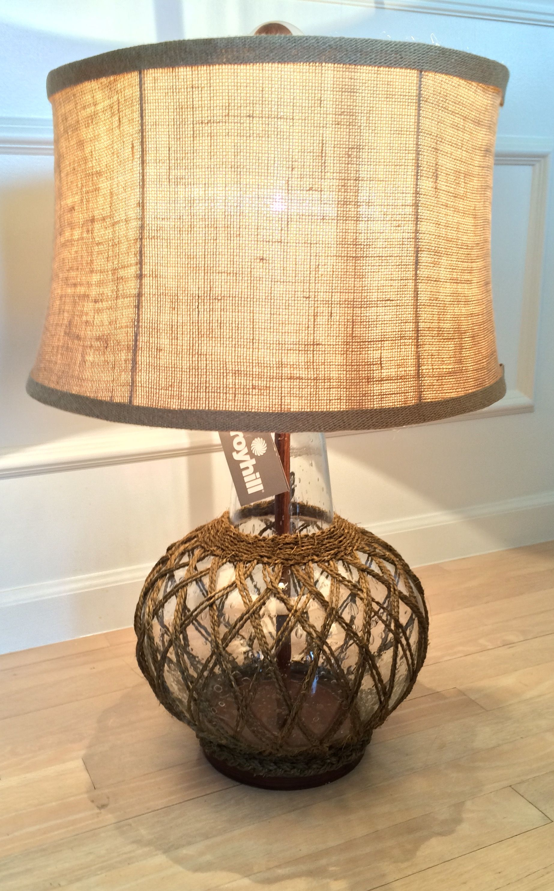 Broyhill Fishing Float Lamp At Homegoods