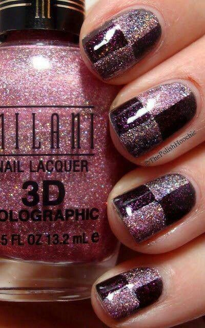 Wow... fab glitter squares