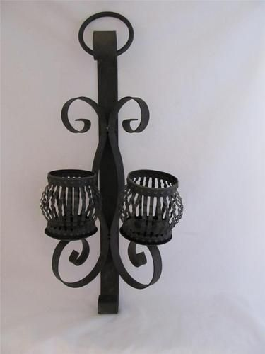homco wall sconce vintage home interior decor pinterest wall