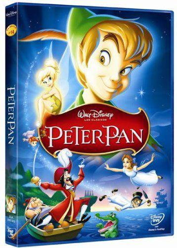 Peter Pan Dvd Wish List Hint Hint Pinterest Peter Pan