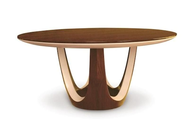 Round Wood Dining Table Design Features Dining Table Dining