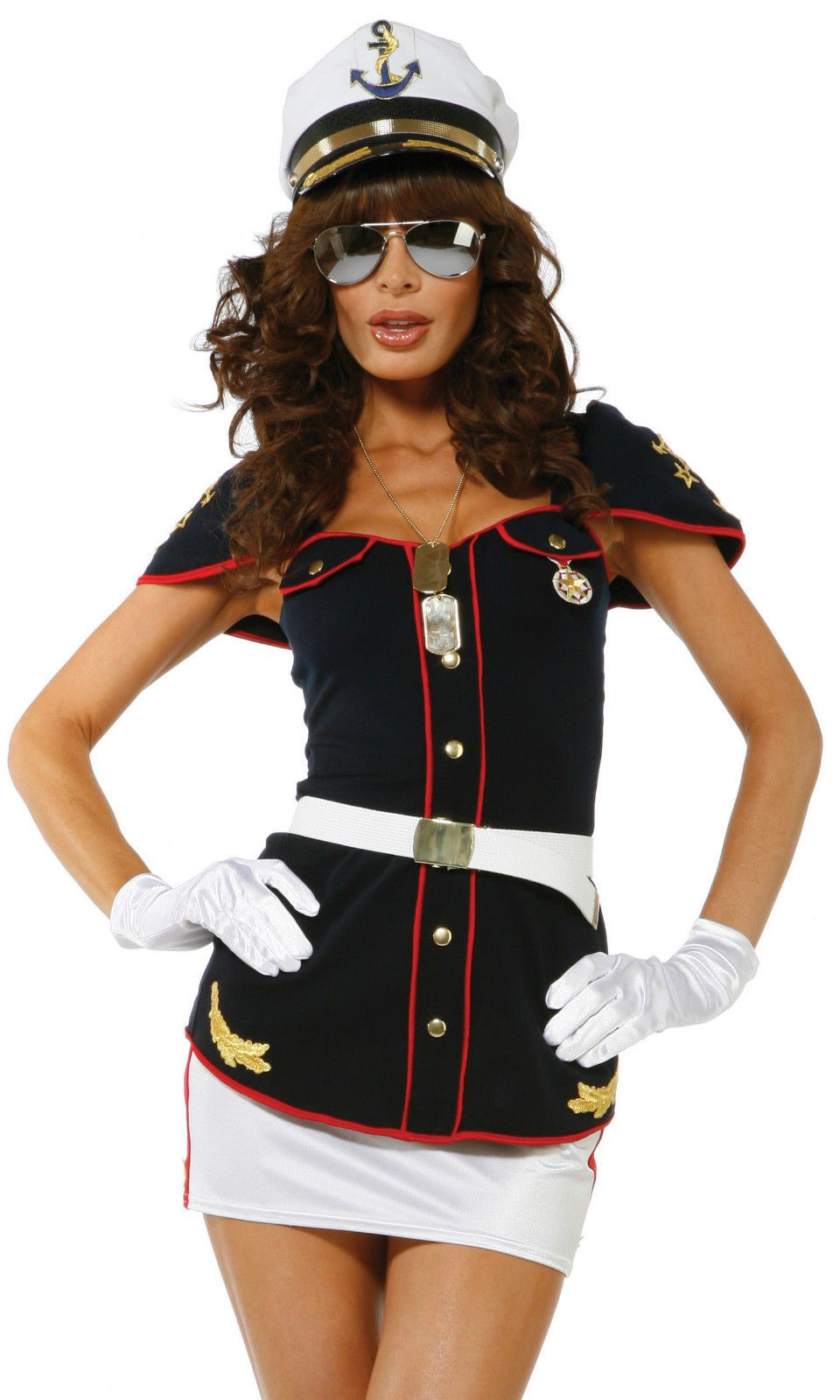 Confirm. join sexy marine girl costume