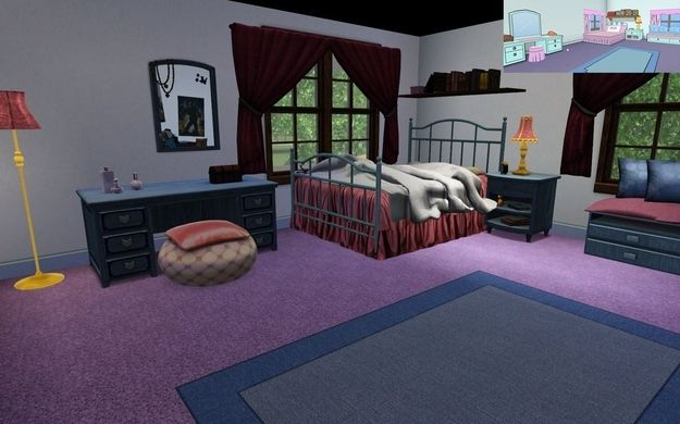 Reddit User Recreates The House From Family Guy In Sims 3 House Home Decor Family Guy