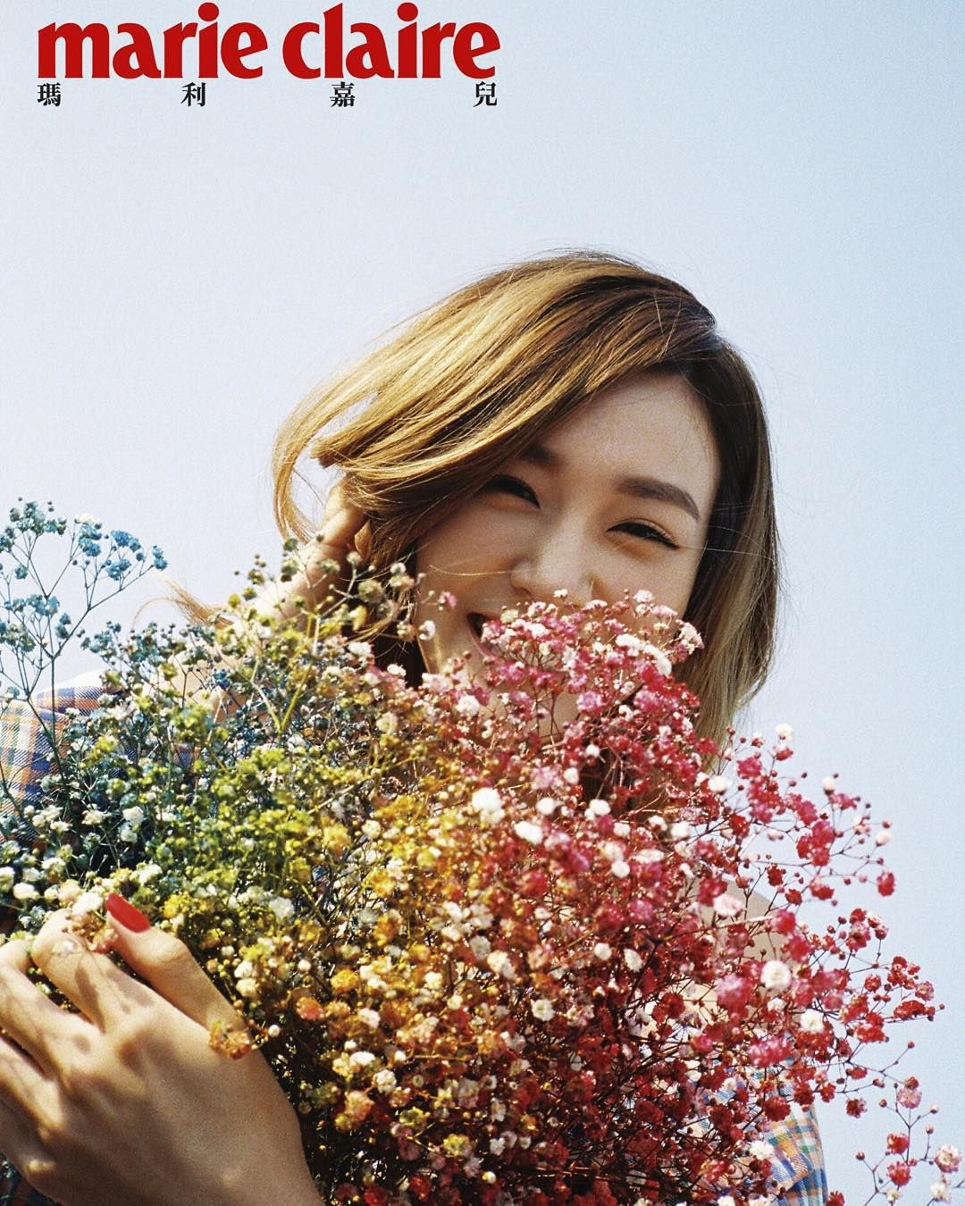 """Q&A with Tiffany@少女時代  Q: 出道至今,你覺得自己有何轉變?…"""