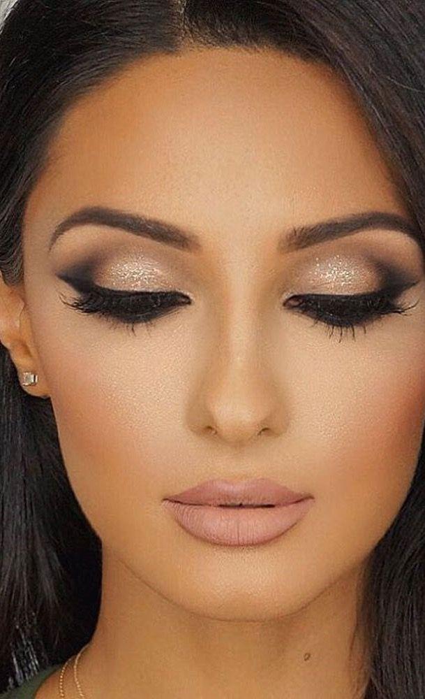 Light Neutral Look Looking Stunning Makeup Pinterest Makeup