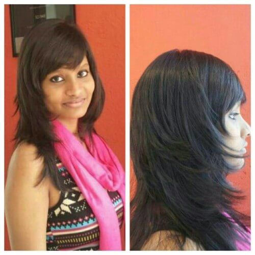 Epingle Sur Indian Hairstyles