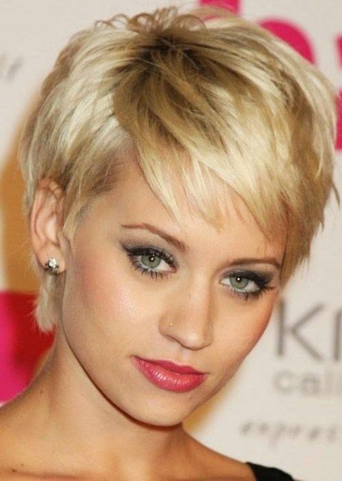 Sehr Lire la suite Suggestions : coupe de cheveux courte pour visage  CN54