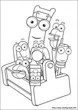 Handy Manny coloring pages on Coloring-Book.info   Just Prints ...