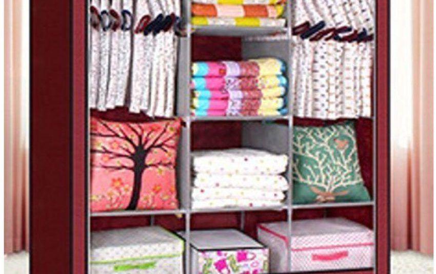 Gallery Spelndid Office Room Wardrobe Storage Wardrobe Storage Cabinet Foldable Wardrobe