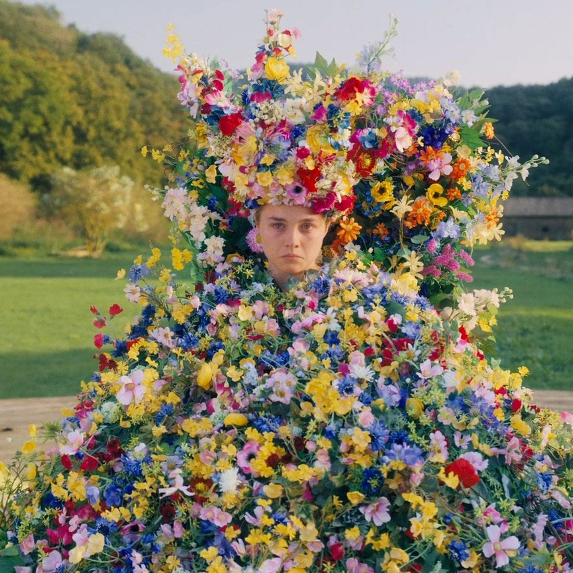 The Midsommar May Queen Dress Can Now Be Yours May Queen Iconic Movies Film Stills