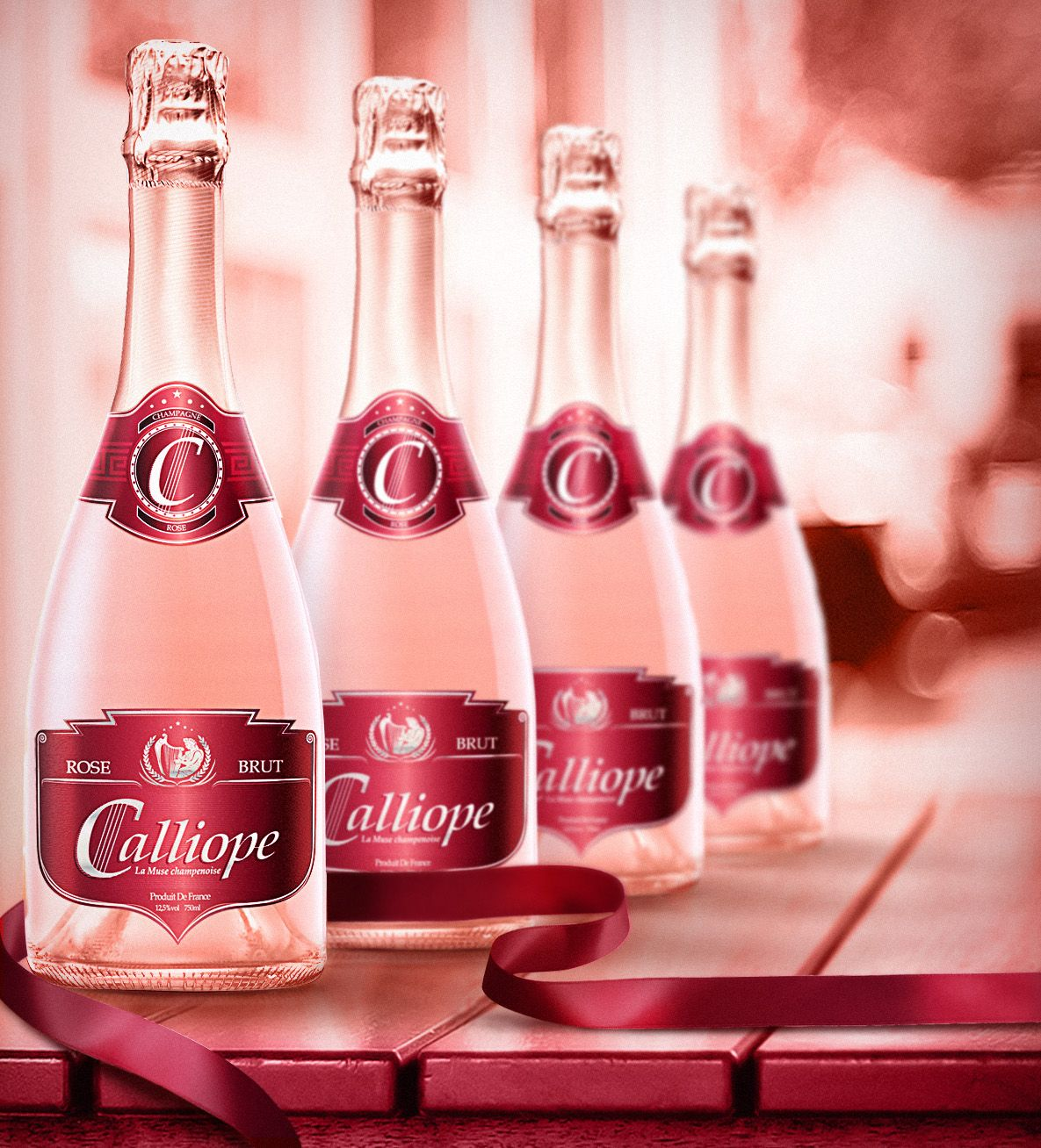 Daily Inspiration 1617 Champagne Wine Design Food Packaging Design
