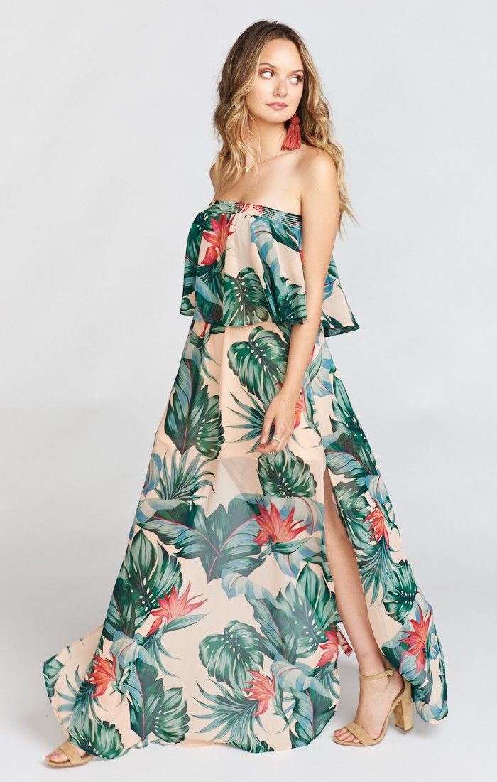 0a0f178d1f818 Hacienda Maxi Dress ~ Kauai Kisses | a in 2019 | Bridesmaid dresses ...