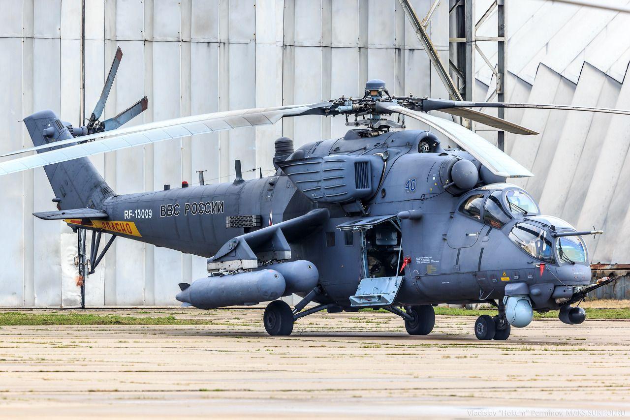 Rocketumblr | Mi-35M