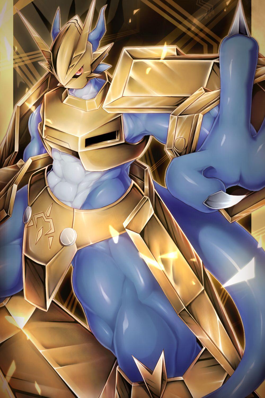 Digimon Magnamon Digimon wallpaper, Digimon digital