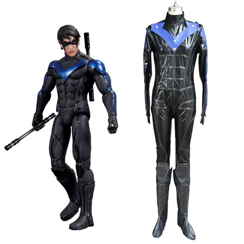 Nightwing Costume For Kids Online Buy Wholesale r...