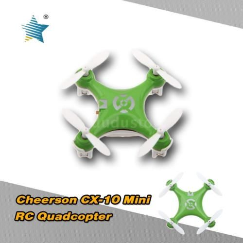 Fishingking CX-10 mini Quadcopter 2.4G 4 canales 6 Eje LED RC Quadcopter Q6Z6 - http://www.midronepro.com/producto/fishingking-cx-10-mini-quadcopter-2-4g-4-canales-6-eje-led-rc-quadcopter-q6z6/