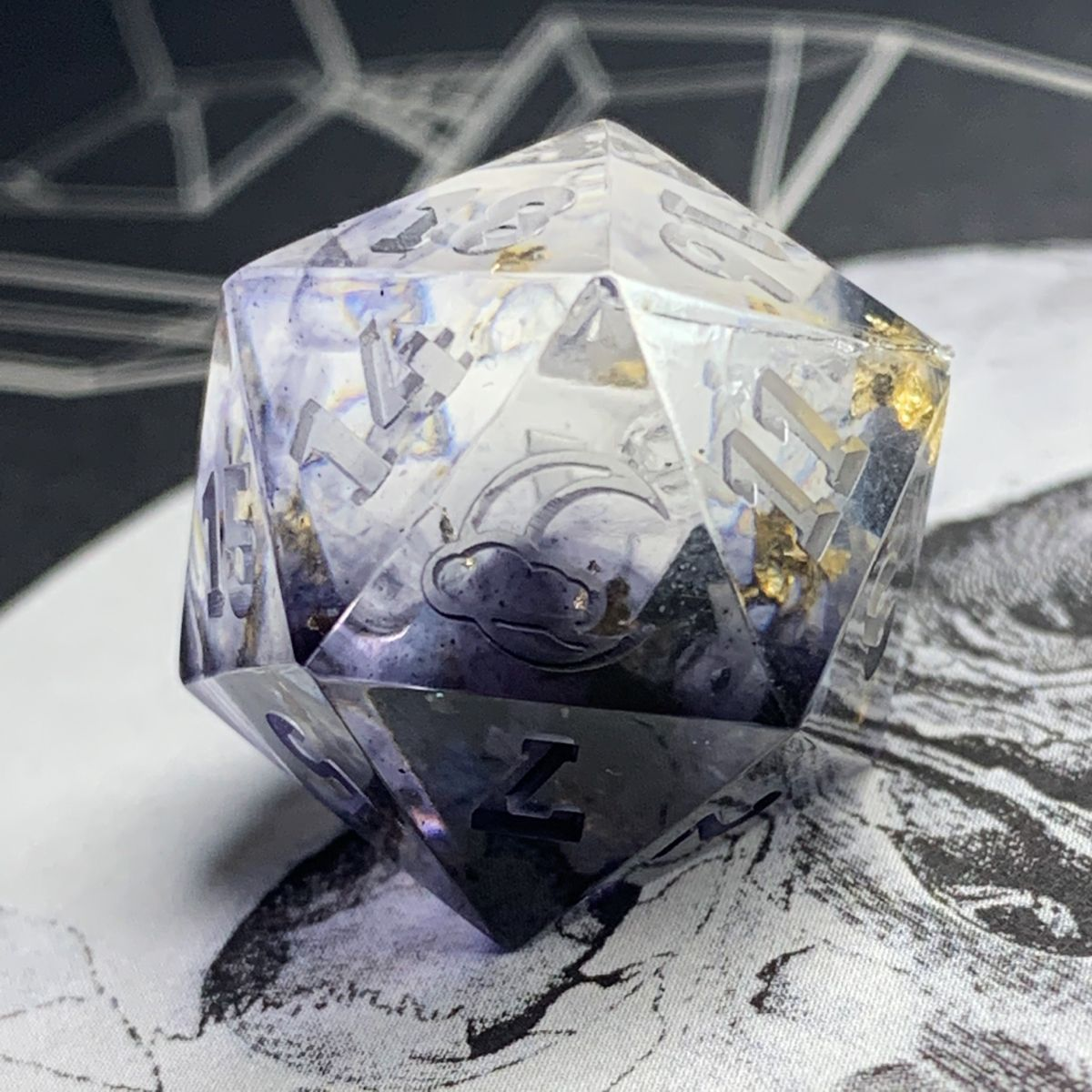 Dark Moon, Dungeons And Dragons