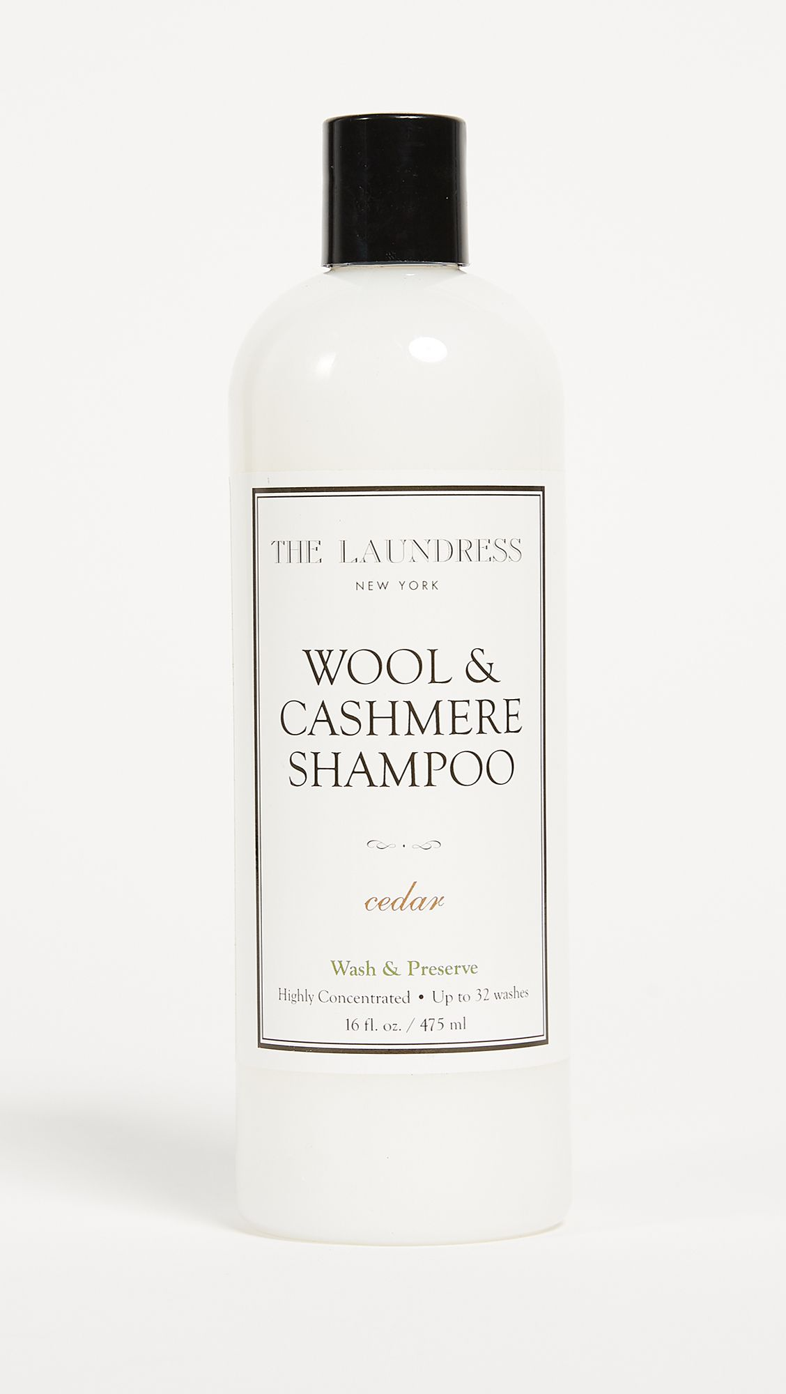 The Laundress Wool & Cashmere Shampoo Laundress