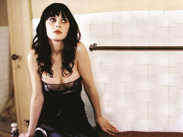 Image result for Zooey DesChanel sexy
