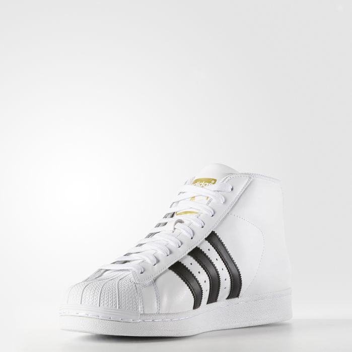 brand new 14acf 684d0 Pro Model Shoes Running White Ftw 11.5 Mens