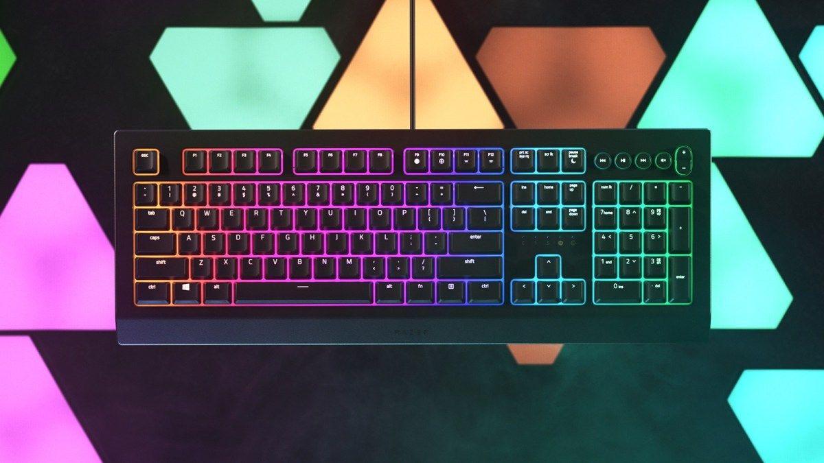 Razer Cynosa V2 Kommt Mit Rgb Beleuchtung Und Mediensteuerung In 2020 Gaming Zubehor Gaming Tastatur Tastatur