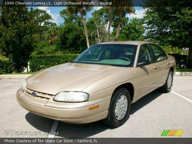 chevy lumina ls 1999 light driftwood metallic 1999 chevrolet lumina ls neutral interior things to come car vehicles chevy lumina ls 1999 light driftwood