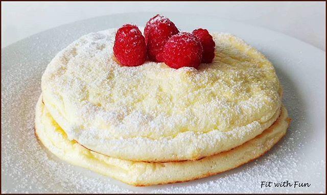 🥞 Pancake Nuvola Ripieni di Cioccolato 🍫 Proteici - Low Carb - Senza Gluti... 🥞 Pancake Nuvola Ripieni di Cioccolato 🍫 Proteici - Low Carb - Senza Gluti...  Proteici Ricetta Ricetta Pancake Light Pancake 🥞