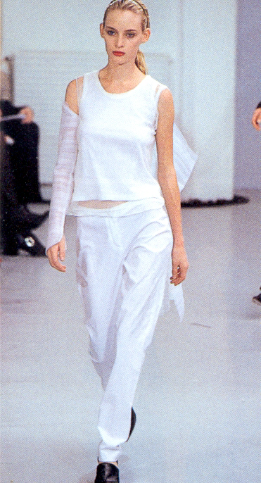 Helmut Lang Fall/Winter 1997 | Amy Wesson