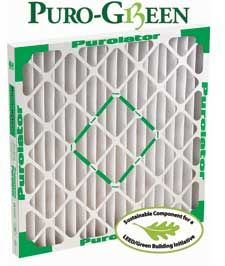 Purolator puro green ac and furnace filter m 13 better air quality purolator puro green ac and furnace filter m 13 better air quality easy to publicscrutiny Gallery