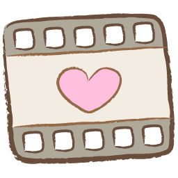 Video Files Icon Cute Icons Free Icons Icon Download Free