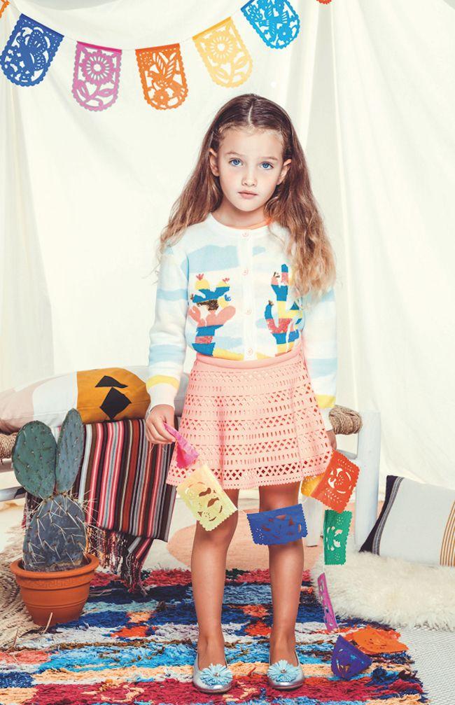 105f525bc Risu Risu moda infantil SS18 con espíritu ecológico