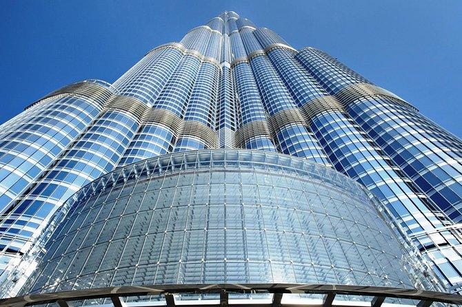 Burj Khalifa At The Top 125th Floor Dubai Aquarium Combo Entrance In 2020 Burj Khalifa Dubai Aquarium Honeymoon In Dubai