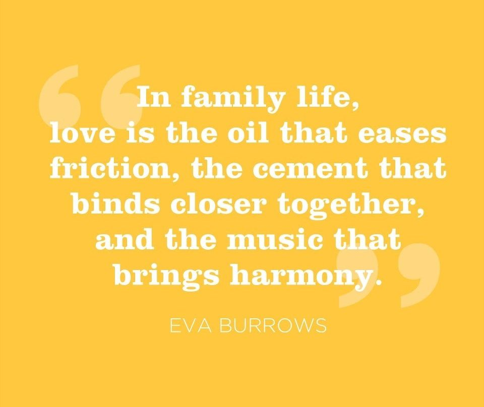 Family Love Quotes / Lyrics / Poems / Funny Sayings Pinterest