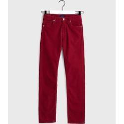 Gant Slim Fit Cord Jeans (Rot) GantGant #bohoweddinghair