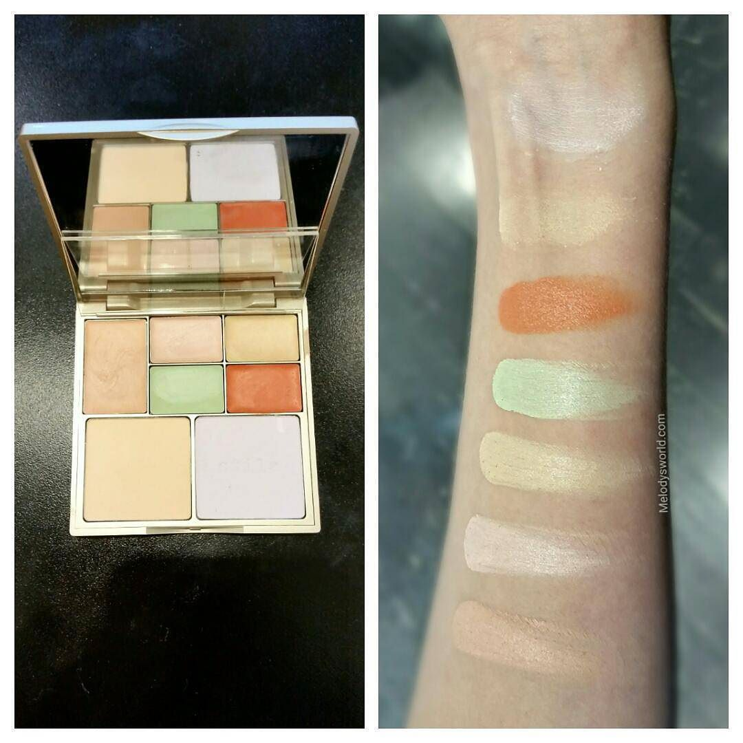 Perfect All In One Color Correcting Palette by stila #5