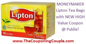 image regarding Lipton Tea Printable Coupons referred to as Superior Than No cost Lipton Tea at Publix ~ Fresh new Discount coupons Retail store