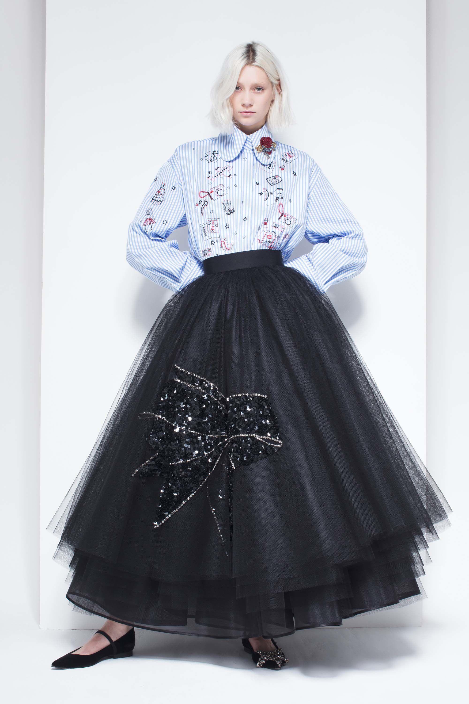 Dice Kayek Fall 2017 Ready-to-Wear Fashion Show Collection