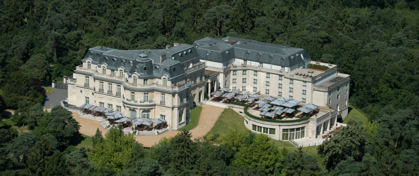 A Charming 5 Star Castle Hotel Near Chantilly And Cdg Airport