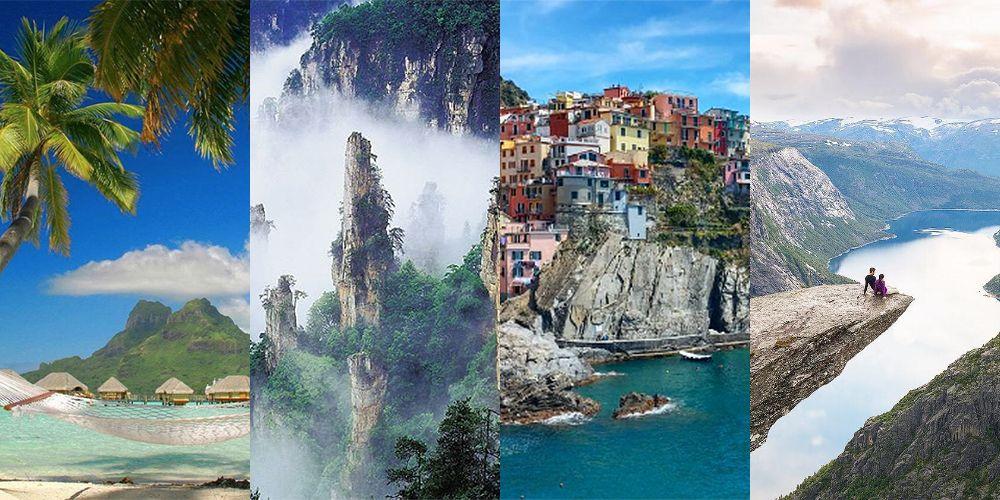 Stunning Nature Photos (50 pics)   Beautiful photos of