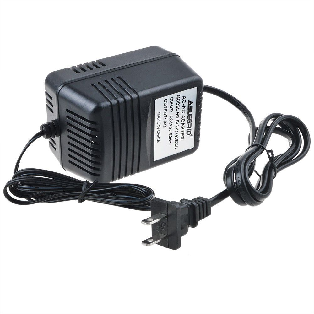 1099 9v Ac Adapter For Alesis Instruments 9 Volt 1a 2a Power Supply 9vdc No Transformer Charger Mains Ebay Electronics